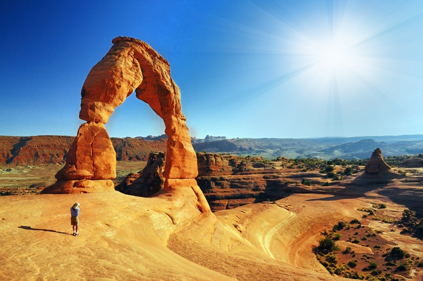 Park Narodowy Arches - Delicate Arch