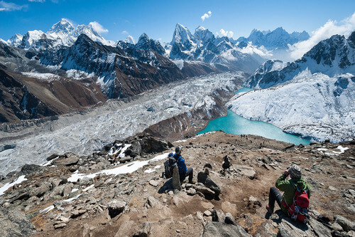Nepal – trekking pod Mount Everest